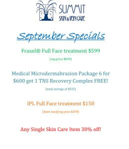 lees summit skin vein treatment specials september