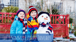 Lee's Summit Local Events: January - Summit Skin Blog