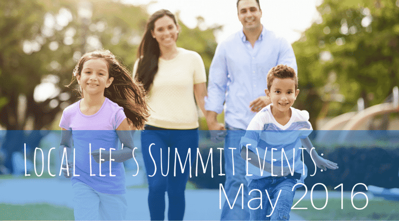 Local Events in Lee's Summit: May