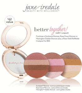 Bronzer and Compact special
