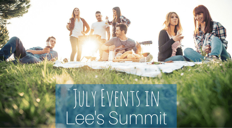July Events in Lee's Summit