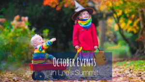 October 2016 Events in Lee's Summit