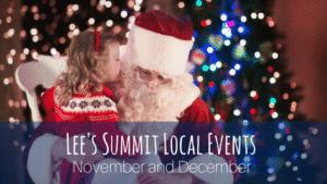 Local Events November & December