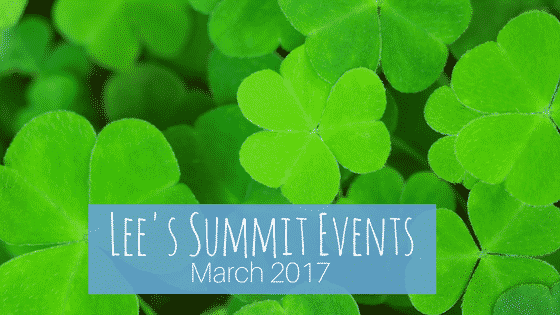 Lee's Summit Events: March 2017