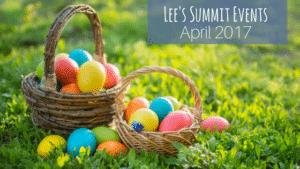 Lee's Summit Events: April 2017