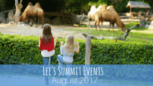 Lee's Summit Events: August 2017