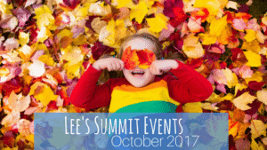 Lee's Summit Events: October 2017