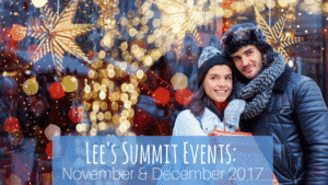 Lee's Summit Events: November & December 2017