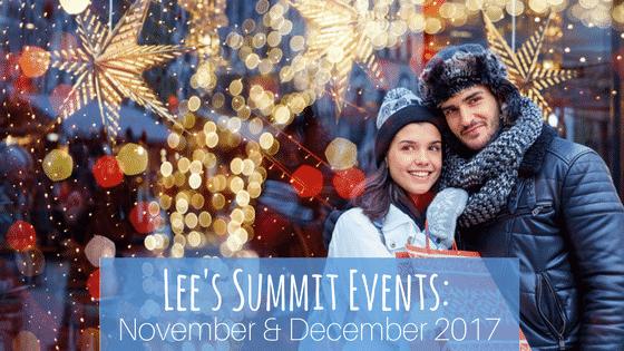 Lee's Summit Events: November & December 2017