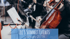 Lee's Summit Events January 2018