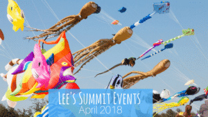 Lee's Summit Events: April 2018