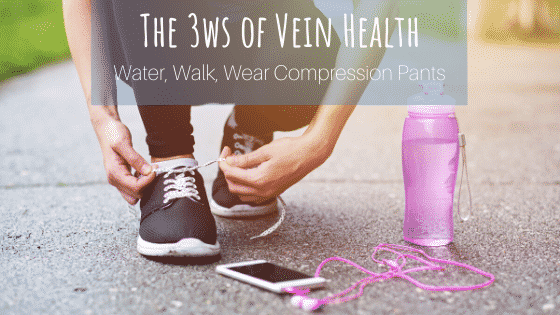 The 3Ws of Vein Health